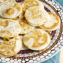 Bacon Cheddar Mini Quesadillas Recipe