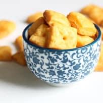 Homemade Cheez-It Crackers Recipe