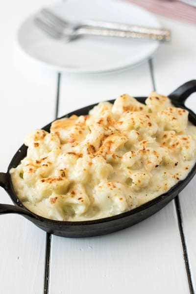 Cauliflower Cheese Picture