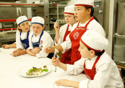 "MasterChef Junior Review: ""Restaurant Takeover"""