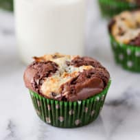 Cream Cheese Brownie Cupcakes Recipe