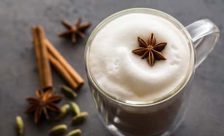 Spiked Chai Latte Recipe