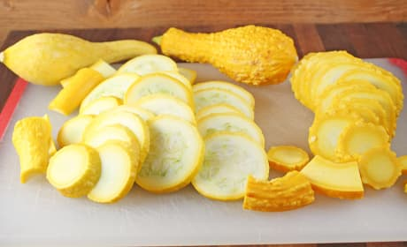Fried Squash Image