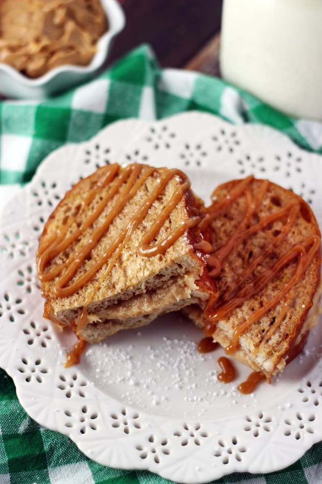 Peanut Butter Cheesecake French Toast Image