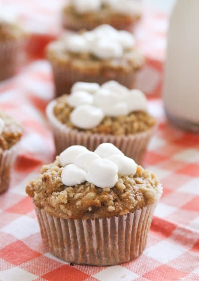 Sweet Potato Cupcakes Picture