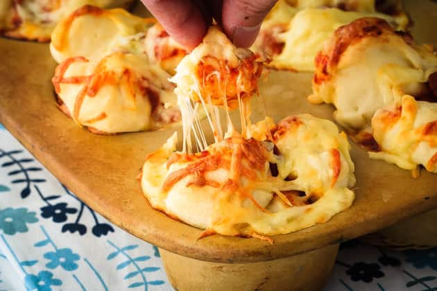 Pull Apart Pizza Muffins Photo