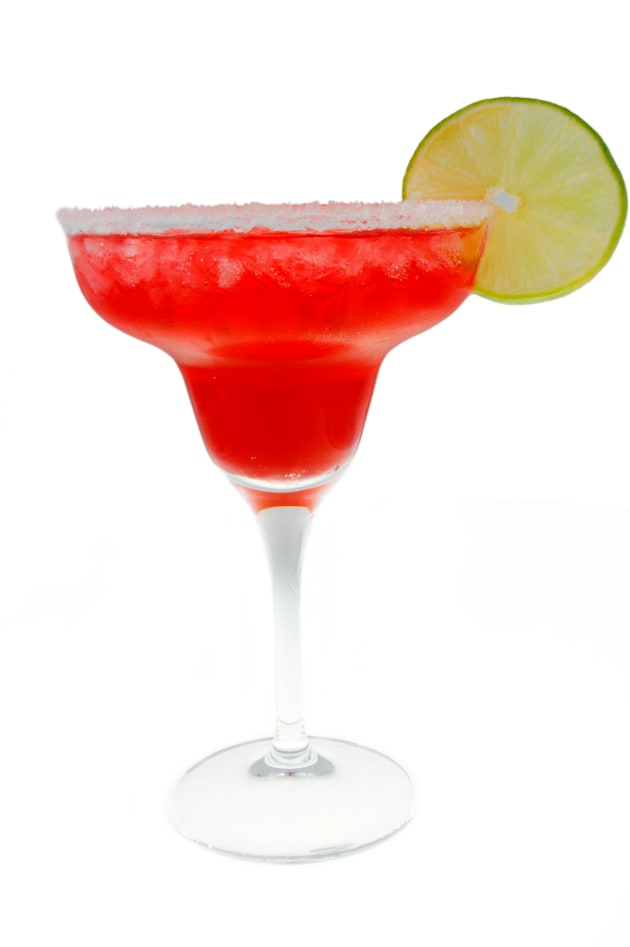 Strawberry Margarita Pic