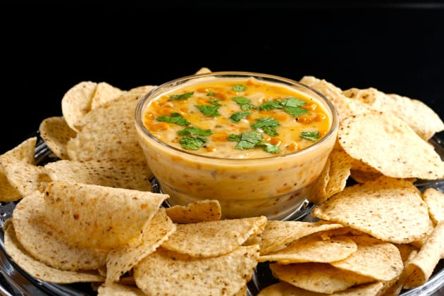 Homemade Queso Dip Photo