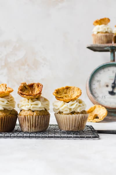 Hummingbird Cupcakes Picture