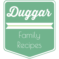 Duggar Family Snow Ice Cream Recipe