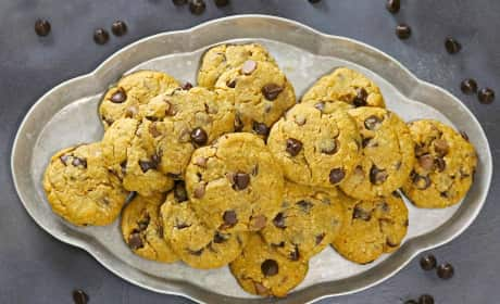 Gluten Free Chocolate Chip Peanut Butter Cookies Recipe