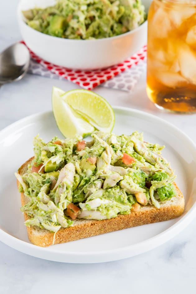 File 1 - Avocado Chicken Salad