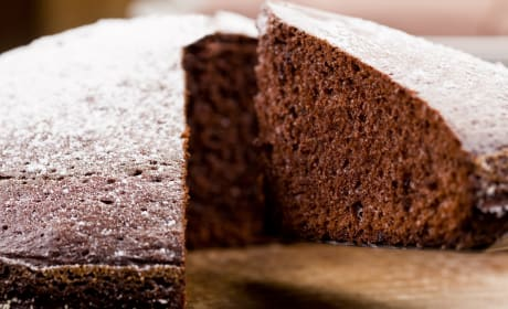 Chocolate Sponge Pudding