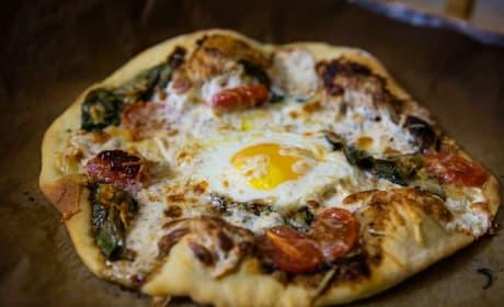 Caprese Pizza Recipe