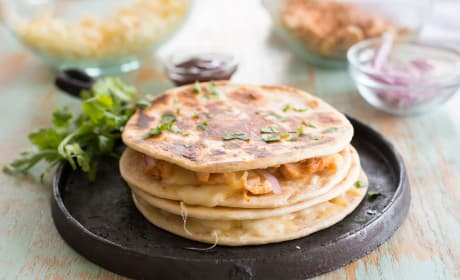 BBQ Chicken Quesadilla Recipe