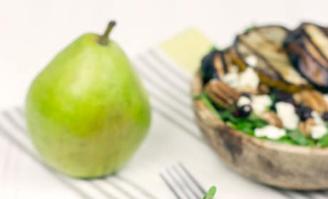 Grilled Pear Salad Image