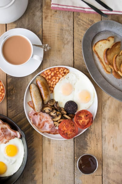 Full English Breakfast Picture