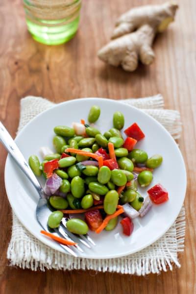 Edamame Salad Photo