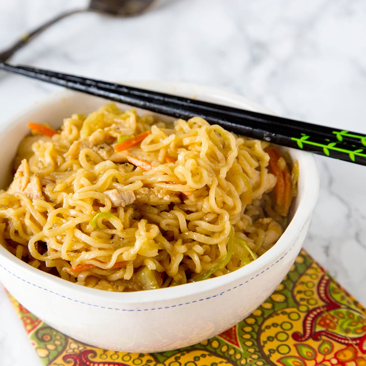 Chow mein noodles with chicken recipe food fanatic freerunsca Gallery