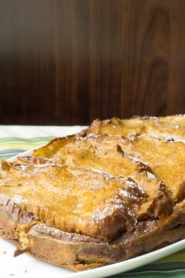 Slow Cooker Pumpkin French Toast Picture