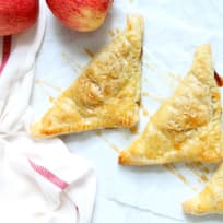 Puff Pastry Apple Pie Turnovers Recipe