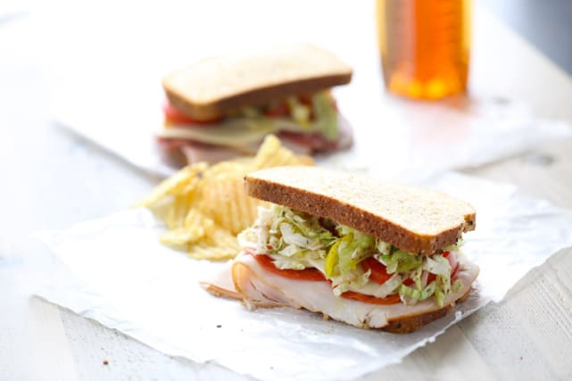 Italian Club Sandwich Recipe