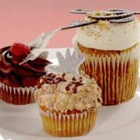 24 Karrot Gold Cupcakes Recope