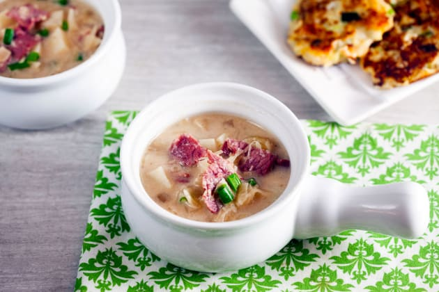 Reuben Soup Photo