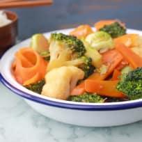 Simple Vegetable Stir-Fry
