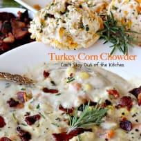 Turkey Corn Chowder