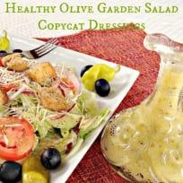 olive garden salad copycat recipe - Olive Garden Salad