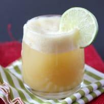 Pineapple Rum Cocktail Recipe