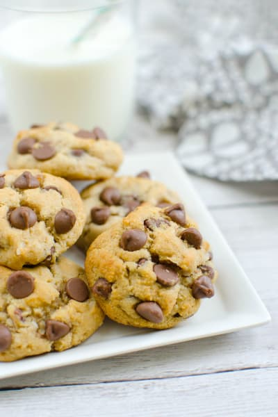 Paleo Chocolate Chip Coconut Cookies Image