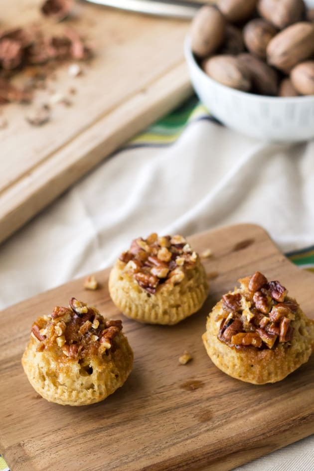 Sticky Bun Muffins Picture