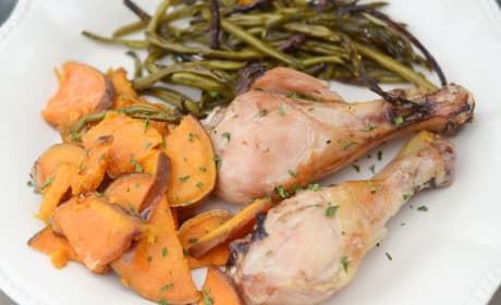 Sheet Pan Rosemary Chicken Pic
