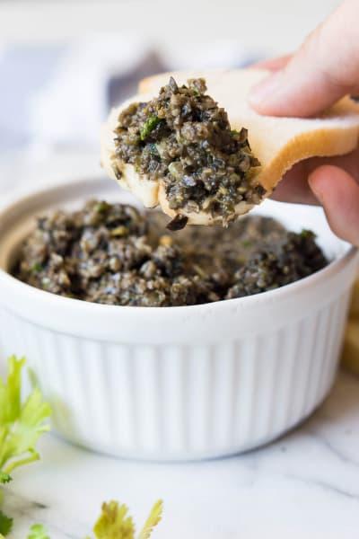 File 1 Black Olive Tapenade