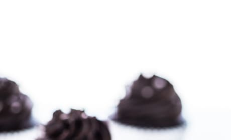 Gluten Free Double Chocolate Cupcakes Image