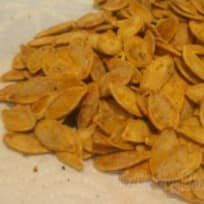 Lemon Picante Pumpkin Seeds Recipe