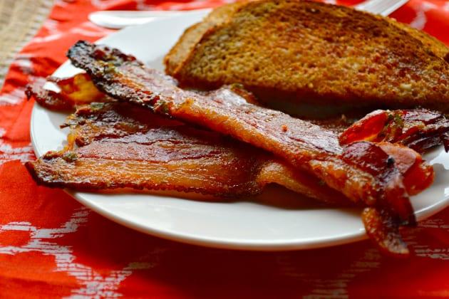 Brown Sugar Jalapeño Bacon Pic