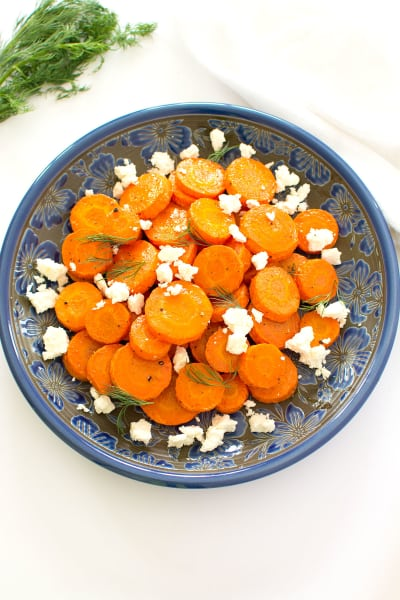 File 1 Roasted Carrots with Feta