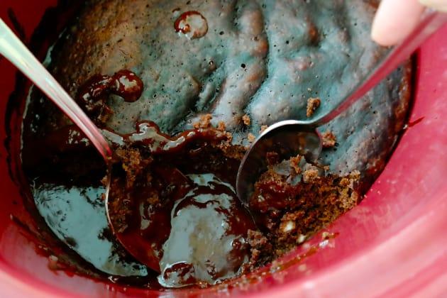 Slow Cooker Chocolate Lava Cake Image
