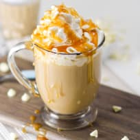 Boozy White Chocolate Milky Way Mocha Recipe