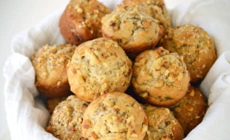 Gluten Free Banana Nut Muffins Recipe