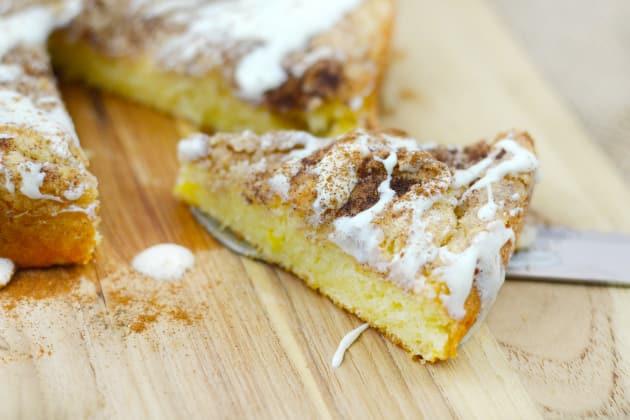 Gluten Free Pineapple Cake Image