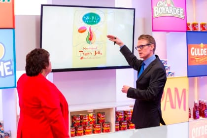 Supermarket Superstar Interview with Food Branding Expert Chris Cornyn