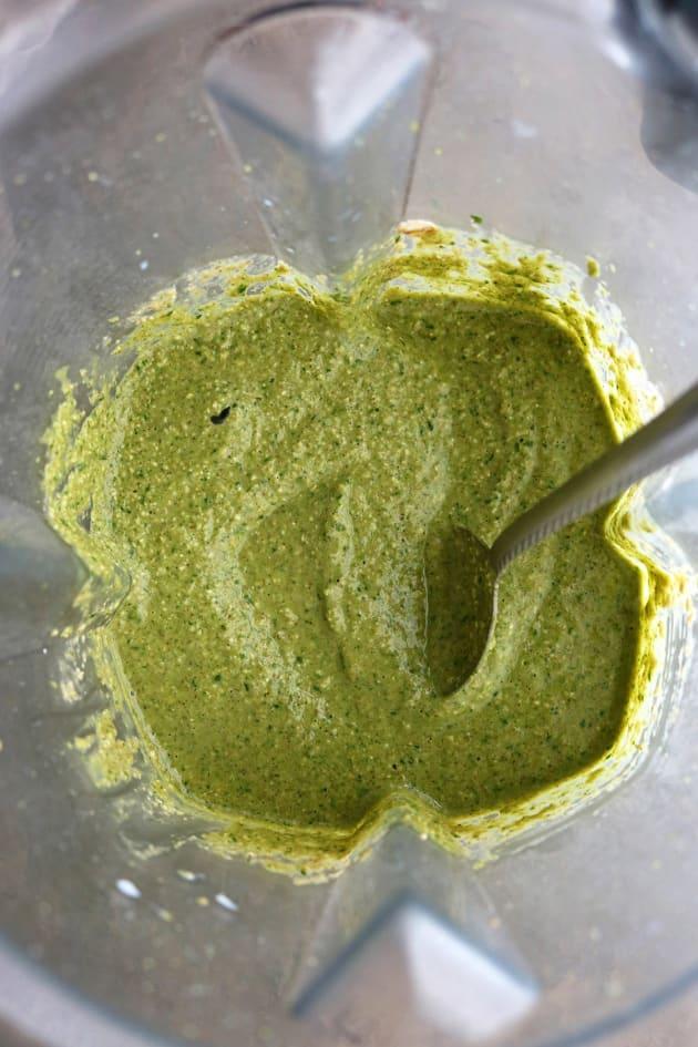 Green Smoothie Pancakes Pic
