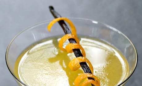 Orange Blossom Vodka Martini Image