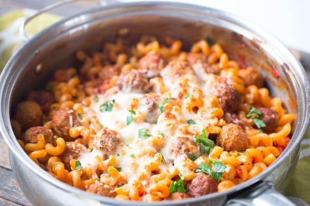 Meatball Lasagna Recipe Food Network