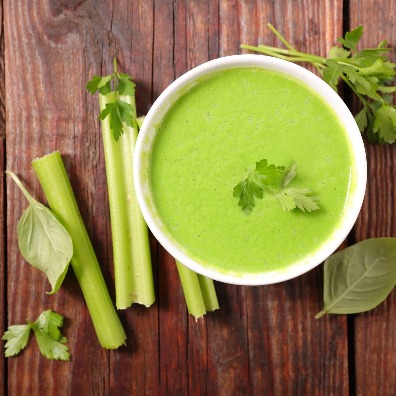 How To Make Dr Oz Detox Soup Food Fanatic