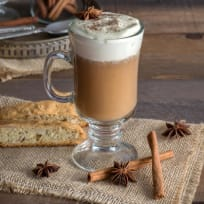 Boozy Pumpkin Chai Latte Recipe
